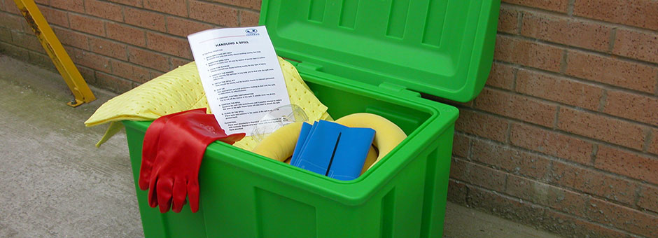 JONESCO HDPE STORAGE BOX