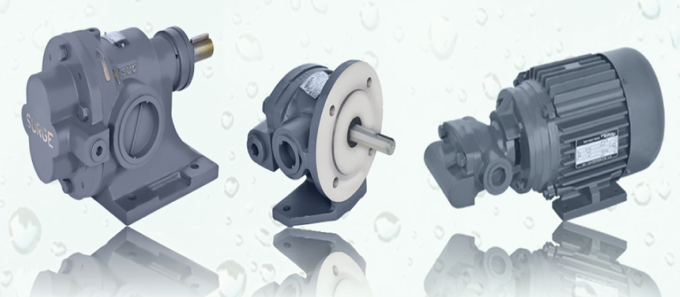 Pumps and motors