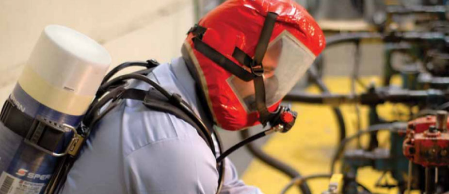 Breathing apparatus services in uae