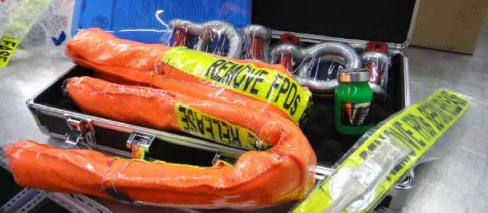 Lifeboat Fall Prevention Device (FPD) in UAE